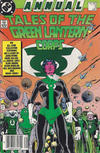 Cover Thumbnail for Green Lantern Annual (1987 series) #3 [Canadian]