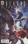 Cover for Aliens: Defiance (Dark Horse, 2016 series) #5