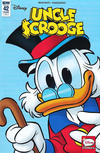 Cover for Uncle Scrooge (IDW, 2015 series) #42 / 446 [Cover RI - Alessandro Perina]