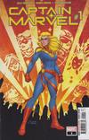 Cover for Captain Marvel (Marvel, 2019 series) #1 [Amanda Conner]