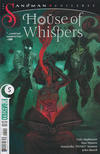 Cover for House of Whispers (DC, 2018 series) #5