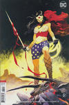 Cover Thumbnail for Wonder Woman (2016 series) #62 [Matteo Scalera Variant Cover]