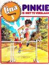 Cover for Tina Topstrip (Oberon, 1977 series) #3 - Pinkie is niet te verslaan [Herdruk (1980)]