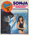 Cover for Tina Topstrip (Oberon, 1977 series) #11 - Sonja en de mysterieuze zwemcoach [Eerste druk (1979)]