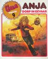 Cover for Tina Topstrip (Oberon, 1977 series) #9 - Anja: Dorp in gevaar [Eerste druk (1979)]