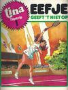 Cover for Tina Topstrip (Oberon, 1977 series) #1 - Eefje geeft 't niet op [Herdruk (1980)]