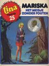 Cover for Tina Topstrip (Oberon, 1977 series) #25 - Mariska: Het meisje zonder fouten