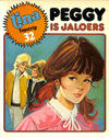 Cover for Tina Topstrip (Oberon, 1977 series) #32 - Peggy is jaloers