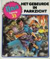 Cover for Tina Topstrip (Oberon, 1977 series) #33 - Het gebeurde in Parkzicht