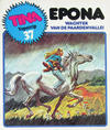 Cover for Tina Topstrip (Oberon, 1977 series) #37 - Epona: Wachter van de paardenvallei