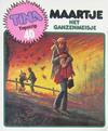 Cover for Tina Topstrip (Oberon, 1977 series) #40 - Maartje: Het ganzenmeisje