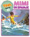 Cover for Tina Topstrip (Oberon, 1977 series) #43 - Mimi in Spanje
