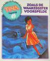 Cover for Tina Topstrip (Oberon, 1977 series) #49 - Zoals de waarzegster voorspelde