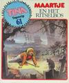 Cover for Tina Topstrip (Oberon, 1977 series) #61 - Maartje en het Ritselbos