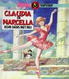 Cover for Tina Topstrip (Oberon, 1977 series) #68 - Claudia en Marcella: Kom dans met mij