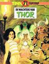 Cover for Tina Topstrip (Oberon, 1977 series) #71 - De wachters van Thor