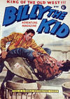 Cover for Billy the Kid Adventure Magazine (World Distributors, 1953 series) #49