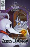 Cover for Disney Tim Burton's the Nightmare before Christmas: Zero's Journey (Tokyopop, 2018 series) #6