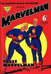 Cover for Marvelman (L. Miller & Son, 1954 series) #32
