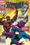 Cover for Sleepwalker (Marvel, 1991 series) #22 [Newsstand]
