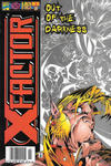Cover for X-Factor (Marvel, 1986 series) #128 [Newsstand]