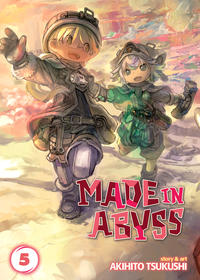 Cover for Made in Abyss (Seven Seas Entertainment, 2018 series) #5
