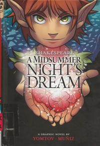 Cover Thumbnail for A Midsummer Night's Dream (Capstone Publishers, 2012 series)