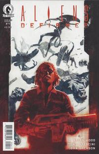 Cover Thumbnail for Aliens: Defiance (Dark Horse, 2016 series) #4