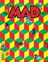 Cover Thumbnail for Mad (EC, 2018 series) #6
