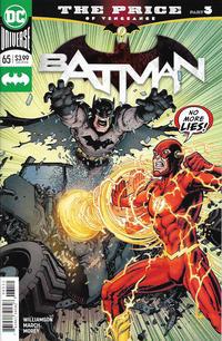 Cover Thumbnail for Batman (DC, 2016 series) #65