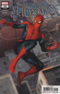 Cover Thumbnail for Amazing Spider-Man (Marvel, 2018 series) #15 (816)