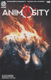 Cover Thumbnail for Animosity (AfterShock, 2016 series) #18