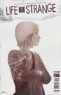 Cover Thumbnail for Life Is Strange (Titan, 2018 series) #2 [Cover C]