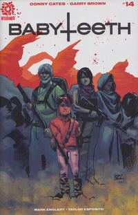Cover Thumbnail for Babyteeth (AfterShock, 2017 series) #14