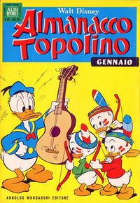 Cover Thumbnail for Almanacco Topolino (Arnoldo Mondadori Editore, 1957 series) #157
