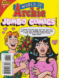 Cover Thumbnail for World of Archie Double Digest (Archie, 2010 series) #86