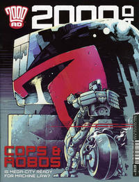 Cover Thumbnail for 2000 AD (Rebellion, 2001 series) #2119