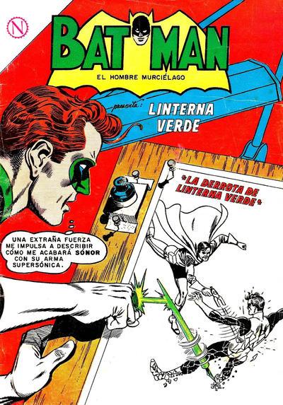 Cover for Batman (Editorial Novaro, 1954 series) #223