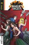 Cover Thumbnail for Charlie's Angels (2018 series) #5 [Cover B Joe Eisma]