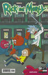 Cover for Rick and Morty (Oni Press, 2015 series) #1 [Ryan Hill Cover]
