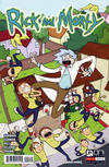 Cover Thumbnail for Rick and Morty (2015 series) #1 [Second Printing Variant - Fred Chao]
