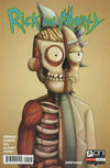 Cover Thumbnail for Rick and Morty (2015 series) #2 [Third Printing Variant - Julieta Colás]