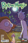 Cover for Rick and Morty (Oni Press, 2015 series) #2 [Erica Hayes Retailer Incentive Variant]