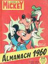 Cover for Almanach du Journal de Mickey (Disney Hachette Presse, 1956 series) #1960