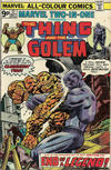 Cover for Marvel Two-in-One (Marvel, 1974 series) #11 [British]