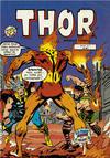 Cover for Thor (Arédit-Artima, 1983 series) #2