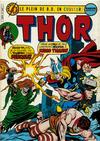 Cover for Thor (Arédit-Artima, 1983 series) #12