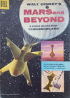 Cover for Four Color (Dell, 1942 series) #866 - Walt Disney's Mars and Beyond [15¢]
