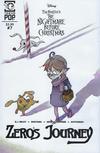 Cover for Disney Tim Burton's the Nightmare before Christmas: Zero's Journey (Tokyopop, 2018 series) #7