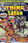 Cover Thumbnail for Marvel Two-in-One (1974 series) #14 [British]